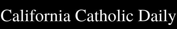 California Catholic Daily Logo