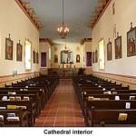 San Carlos Cathedral, Monterey