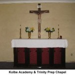 Kolbe Academy & Trinity Prep Chapel, Napa
