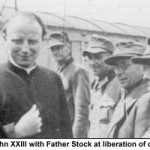 Did prayer to wartime priest