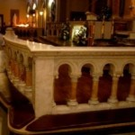 Altar Rails and the Holy Mass