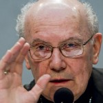 Cardinal Levada arrested for drunk driving