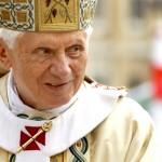 Benedict XVI says he's 'on pilgrimage home'
