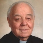 Father Malloy has gone home to the Lord