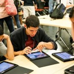 Aquinas High School in San Bernadino goes to iPad only