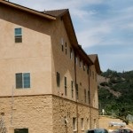 Norbertine nuns in Tehachapi celebrate blessing of new building