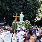 Marian procession celebrates founding of Los Angeles