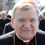 Cardinal Burke: Nancy Pelosi 'must' be denied Communion