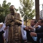 Archbishop Gomez honors slain Salvadoran in LA ceremony