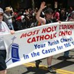 San Francisco parishes advocate gay pride in bulletins