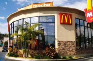 McDonalds in Echo Park (Los Angeles)