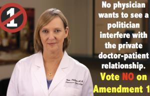 No on Amendment 1 ad