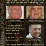Should Prison Ministry Include Praying for Abortionists?