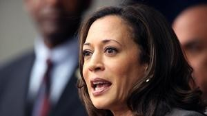 Kamala Harris LA Times photo