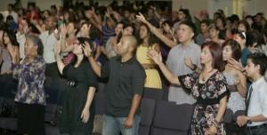 Latino Evangelicals (Benjie Sanders / Arizona Daily Star)