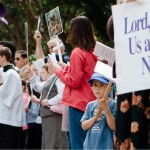 Pro-life Stations of the Cross in San Diego