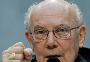 'They waited until Cardinal Levada was in the hospital to push through +Cordileone.'
