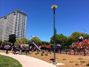 Playground at Sue Bierman Park