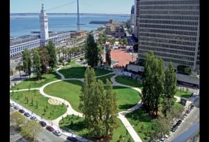 Sue Bierman Park in San Francisco