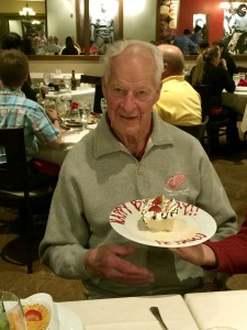 Gordie Howe celebrates his 87th birthday on March 31. (Photo: Courtesy of Howe family)