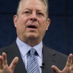 "Al Gore: ""Because of Pope Francis, I really could become a Catholic"""