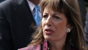 Rep. Jackie Speier (photo: Justin Sullivan/Getty Images)