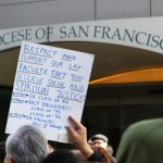 San Francisco protesters redefine Catholicism