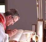 Supporting reverent liturgy and Father Jeffrey Keyes