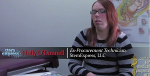 Screenshot from Center for Medical Progress video released July 28.