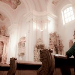 When did going to church become taboo?