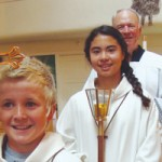 Master of Ceremonies helps altar servers master their craft
