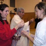The proper role of Eucharistic ministers