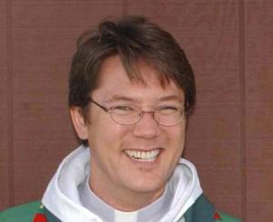 Father John Pedigo (photo from St. Julie Billiard Parish website)