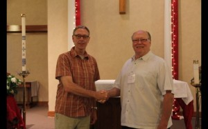 Father Matt Link and Father Jack McClure – from NCR Online
