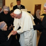 Pope Francis makes surprise stop at Little Sisters of the Poor