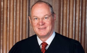 Justice Anthony Kennedy's official SCOTUS portrait