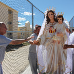 San Gabriel Catholics visit prisoners on the border