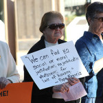 Orange County Catholics lobby Board of Supervisors