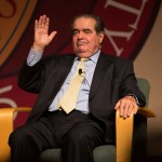 What Scalia said at Santa Clara University