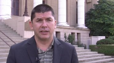 Mayor  Anthony Silva of Stockton (photo from Fox40)