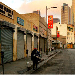 Los Angeles County the capital of U.S. poverty