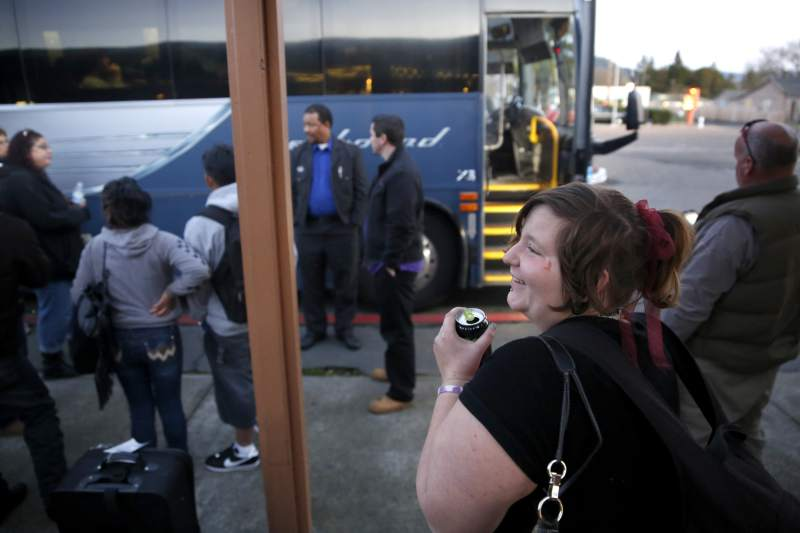 "Since starting its ""family reunification"" program in , the city of Denver has handed out roughly one-way Greyhound bus tickets to other cities costing a total of $,"