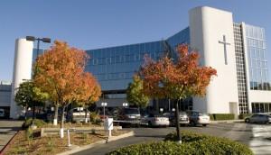 Mercy Medical Center of Redding (photo from krcrtv.com)