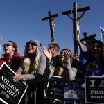 San Francisco parishes host pilgrims to Walk for Life West Coast