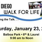 San Diego Walk for Life
