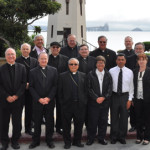What are the priorities of California bishops?