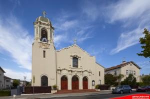 St Joseph's Basilica, Alameda.
