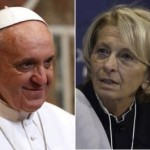 Pope Francis praises Italy's leading abortion rights proponent