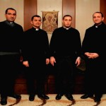 These seminarians are being ordained – in a refugee camp