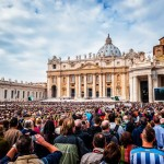Catholic Church grew faster than global population in past decade